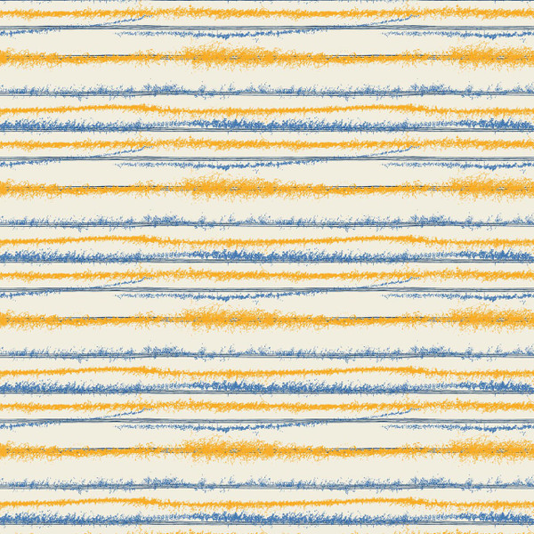 Static - Abstract Stripe Fabric By The Yard