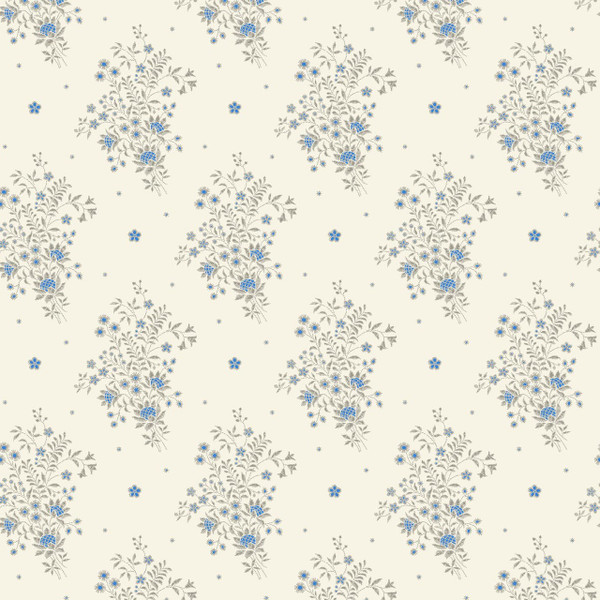 Stitch - Floral Fabric By The Yard