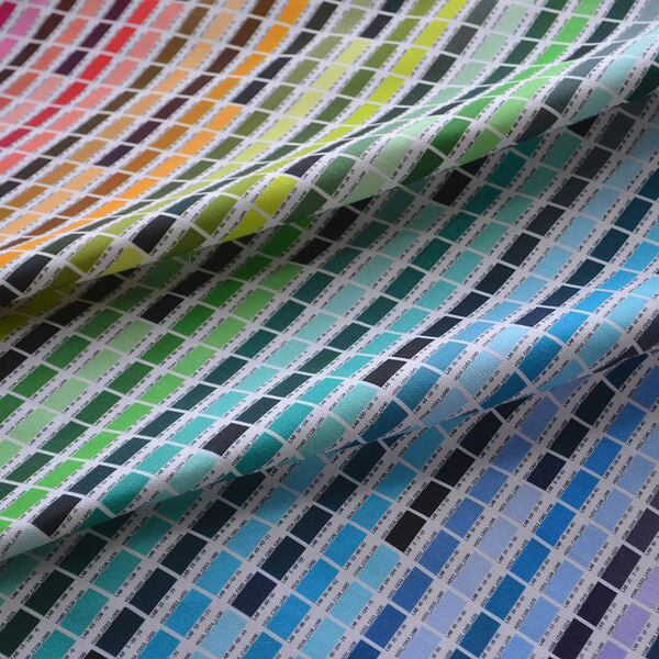 Color Library - Custom Fabric Design Resource