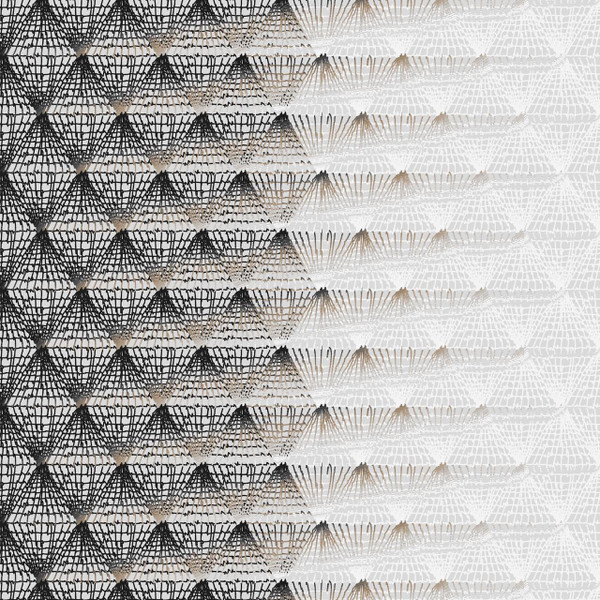 Fishnet - Abstract Fabric By The Yard