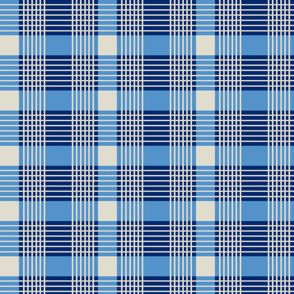Windsor Plaid Grande - Plaid Fabric By The Yard