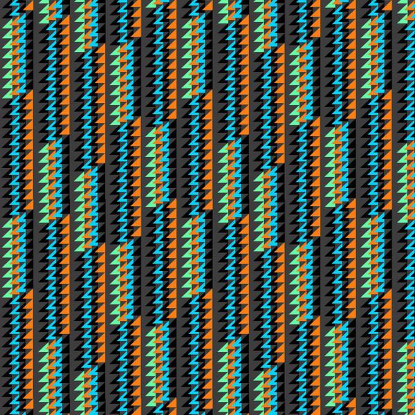 Pinchy - Geometric Fabric By The Yard