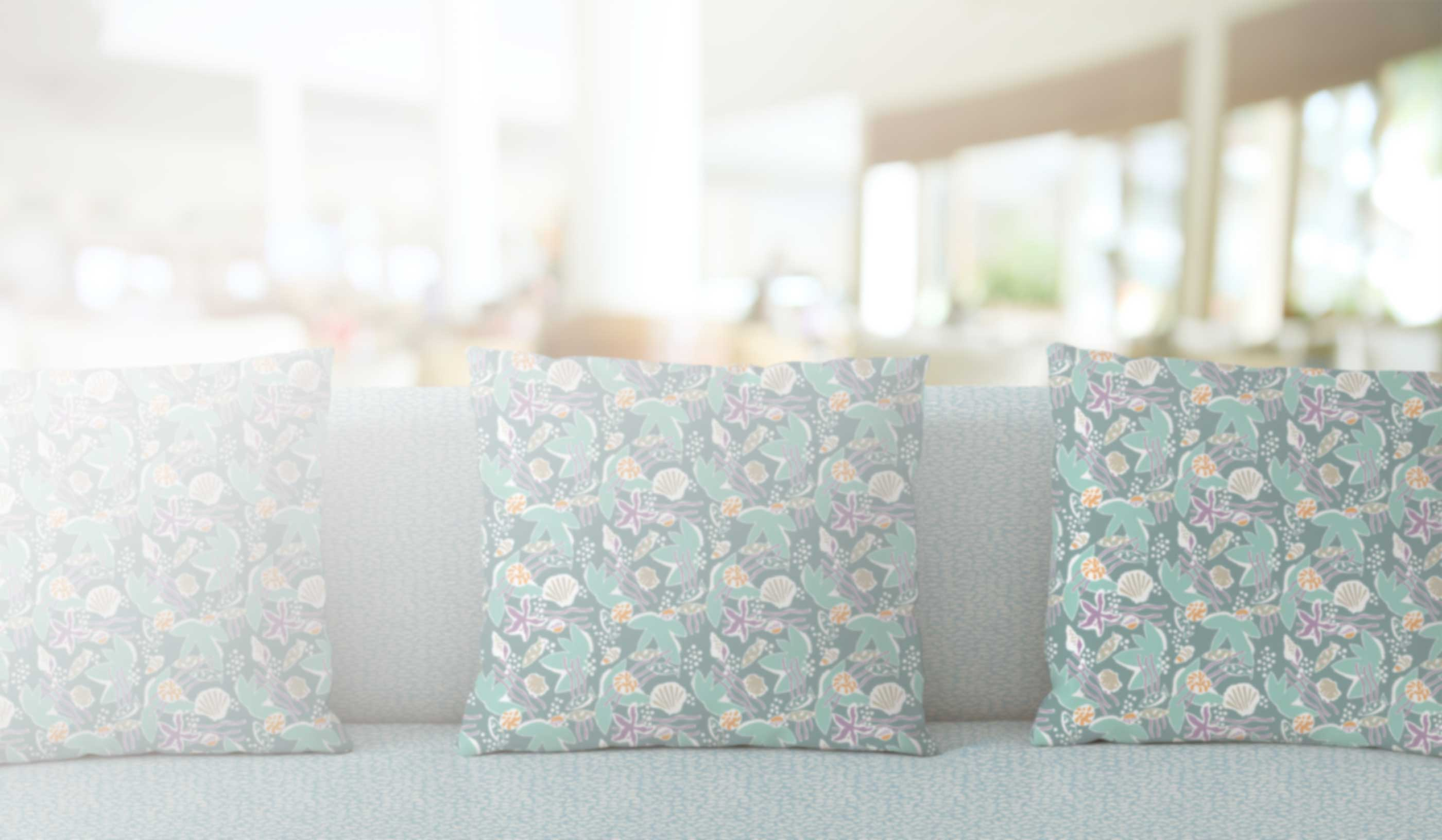 Build the perfect fabric. Choose Designs, Ground Fabric Options for Endless Creativity