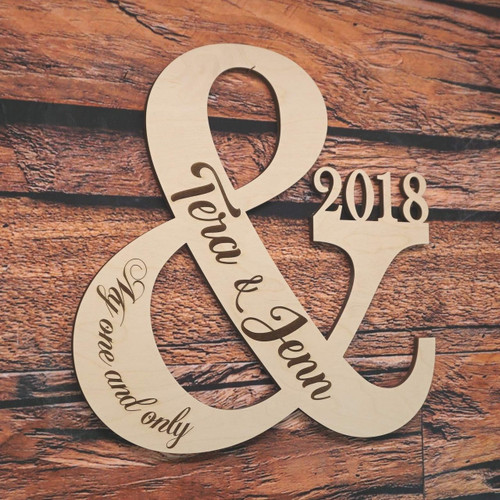Ampersand- My One and Only