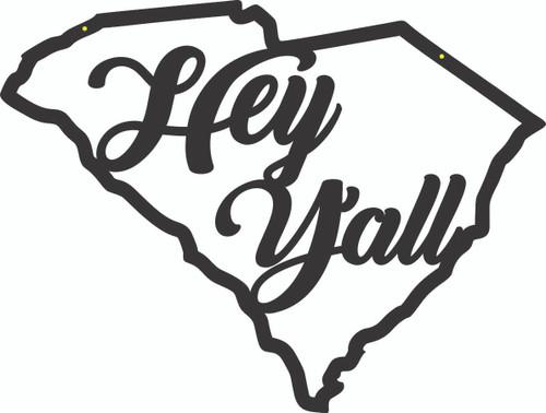 South Carolina Hey Y'all