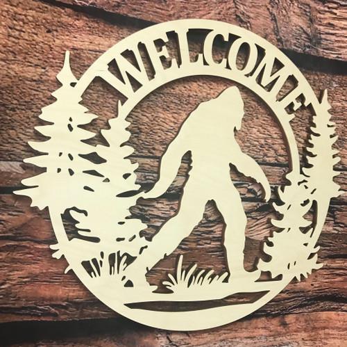 Bigfoot/Sasquatch