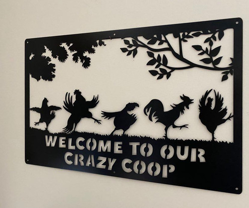 Welcome to Our Crazy Coop