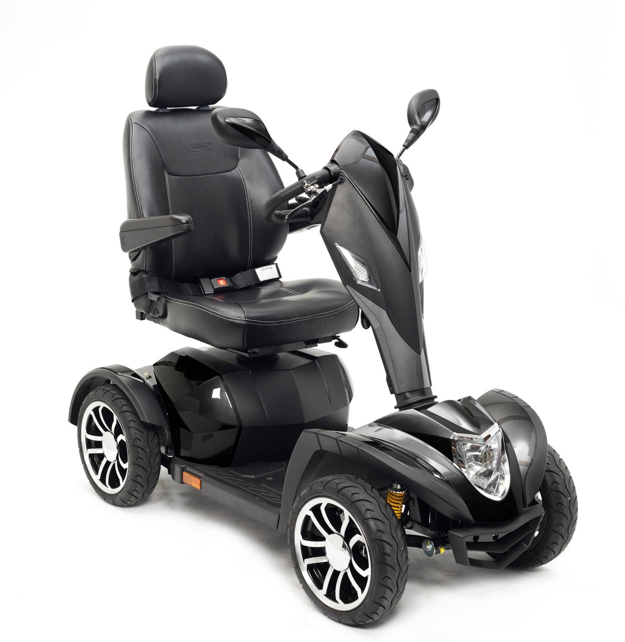 Cobra GT4 Heavy Duty Scooter - COBRAGT420CS
