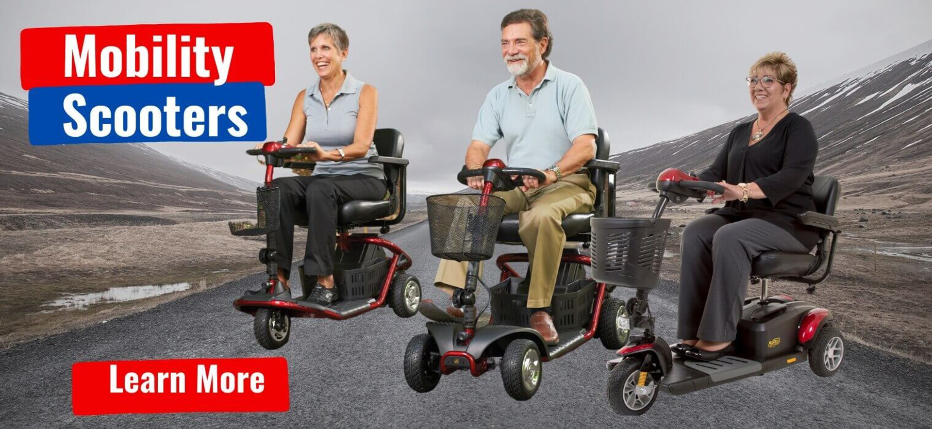 All Star Medical Mobility Scooters