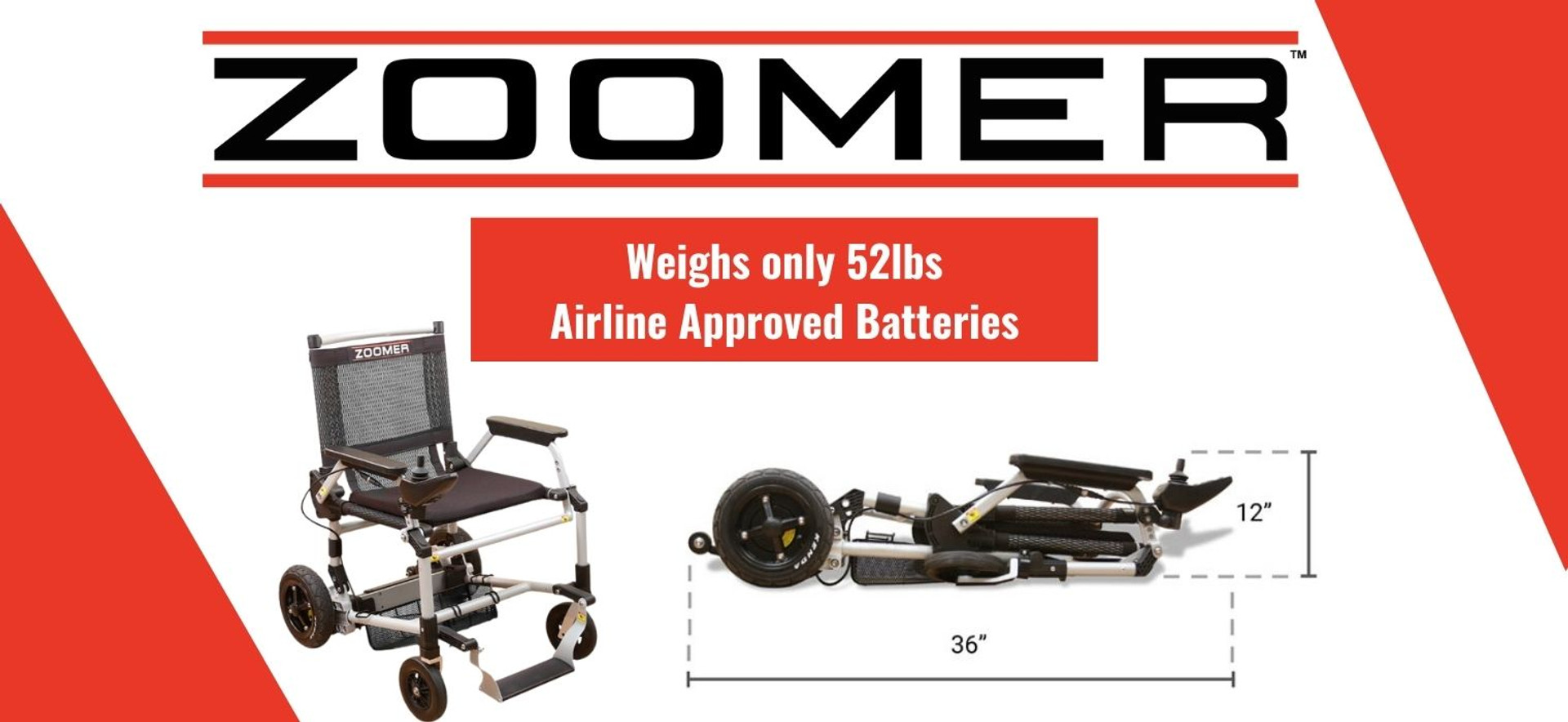 Portable Power Wheelchair for adults