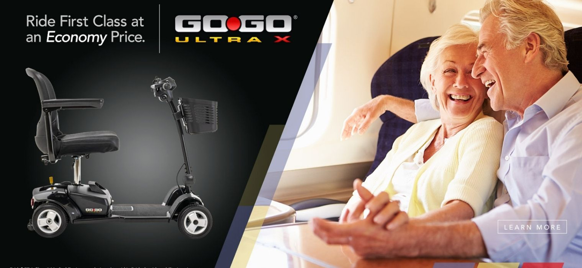 go go ultra X scooter