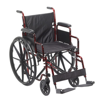 Rebel Lightweight Wheelchair - rtlreb18dda-sf