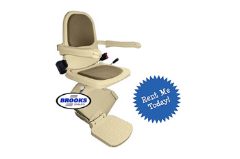 stair chair lift rental