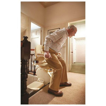 Brooks stair lift top