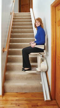 Harmar SL600 Pinnacle Stair Lift