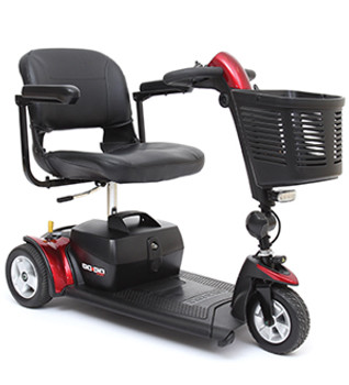 Go Go Sport Scooter by Pride Mobility