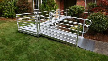 wheelchair ramp specifications