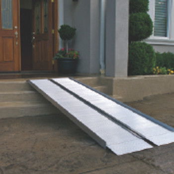 SUITCASE® Singlefold Wheelchair Ramp
