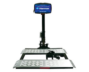 Harmar AL570XL XL Outside Lift for Power Chairs