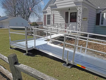 wheelchair ramp design