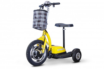 EW-18 STAND-N-RIDE 3 Wheel Mobility Scooter