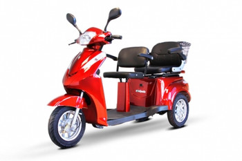 EW-66 2 Passenger 3 Wheel Scooter
