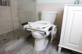 EZ ACCESS TILT™  SMES Toilet Incline Lift ELONGATED Toilet