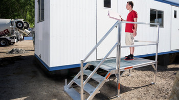 FORTRESS® OSHA Stair System