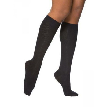 Sigvaris Cushioned Cotton for Women 15-20 mmHg Knee High 142C