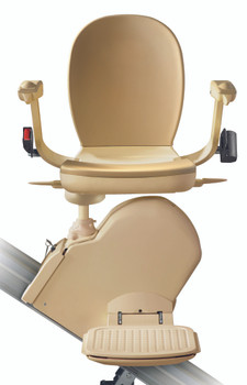 Refurbished Brooks stair lift
