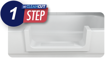 CleanCut Bath Step