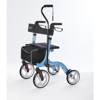 Euro Style Rollator model 810 with cane holder