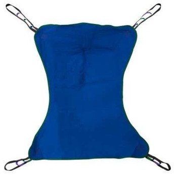 Full Body Sling McKesson 4 or 6 Point Without Head Support Large 600 lbs. Weight Capacity