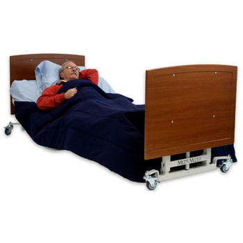 AllCare Floor Level Adjustable  Low Bed