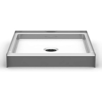 30x30 Curbed Shower Pan
