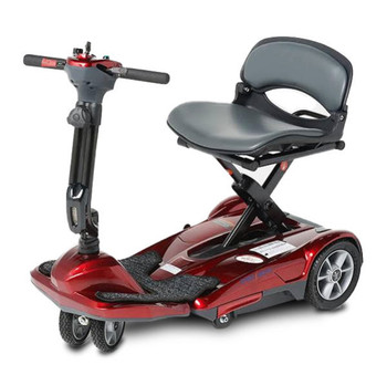 EV RIDER TRANSPORT M SCOOTER S19M in Red