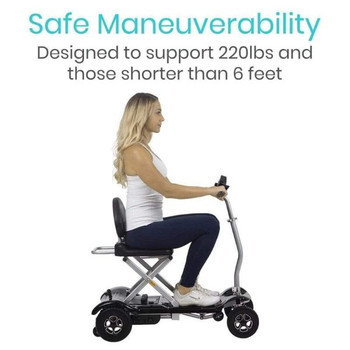 Vive Compact folding scooter