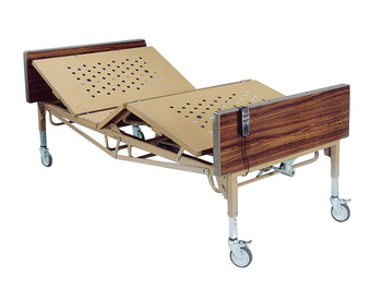 Full Electric Heavy Duty  Bariatric Hospital Bed - 15302