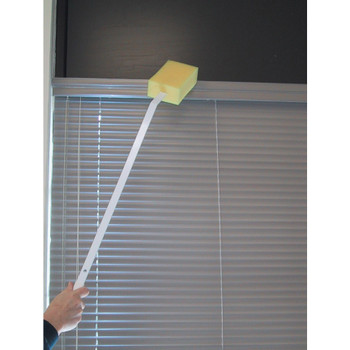"24"" Long Handled Acrylic Cleaning Sponge  - rtl1020"