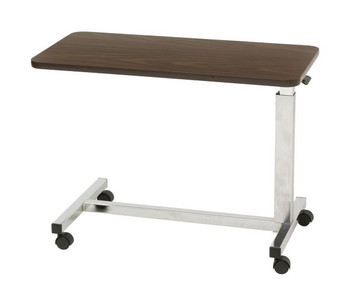 Low Height Overbed Table - 13081