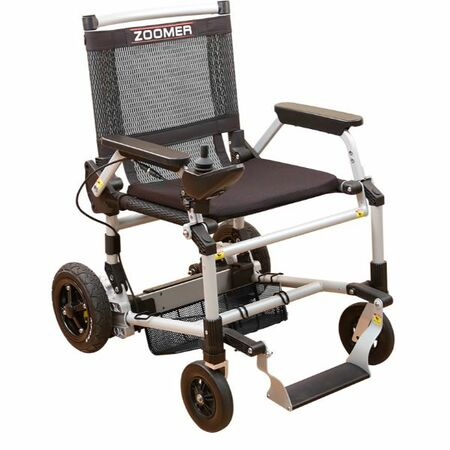 Zoomer power chair