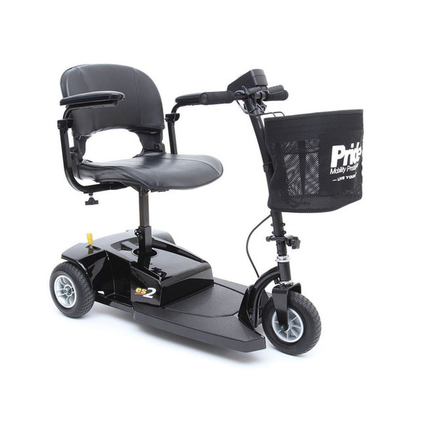 Go-Go ES2 Scooter by Pride Mobility