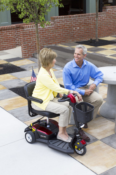 Pride Go-Go LX with CTS  Mobility Scooter SC50LX
