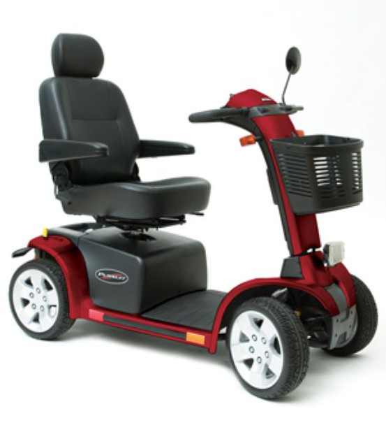 Pursuit Scooter by Pride Mobility