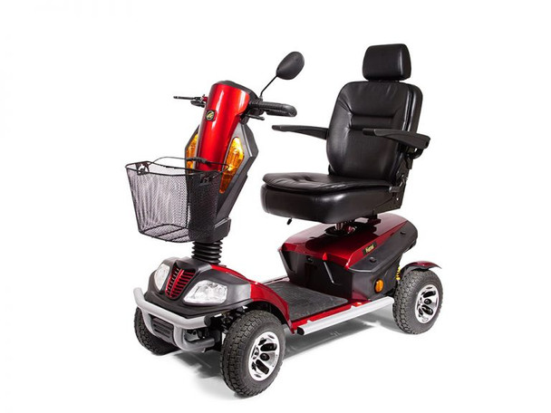 Golden Technologies Patriot 4 Wheel Outdoor Mobility Scooter