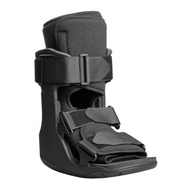 Walker Boot XcelTrax™ Ankle X-Large Hook and Loop Strap Closure