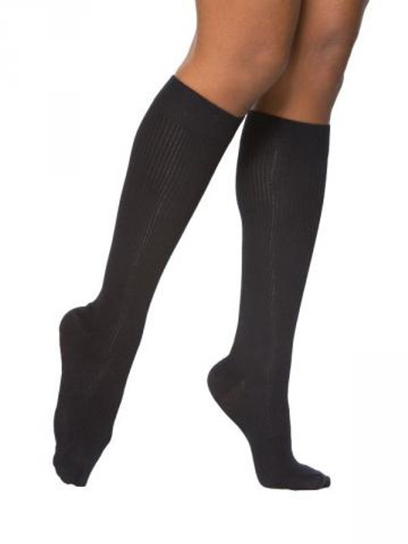 Sigvaris Casual Cotton for Women 15-20 mmHg Knee High 146C