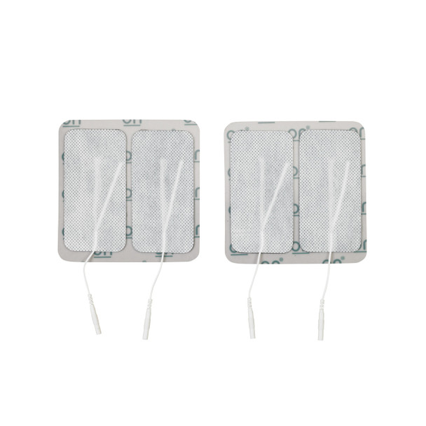 Oval Pre Gelled Electrodes for TENS Unit - agf-103