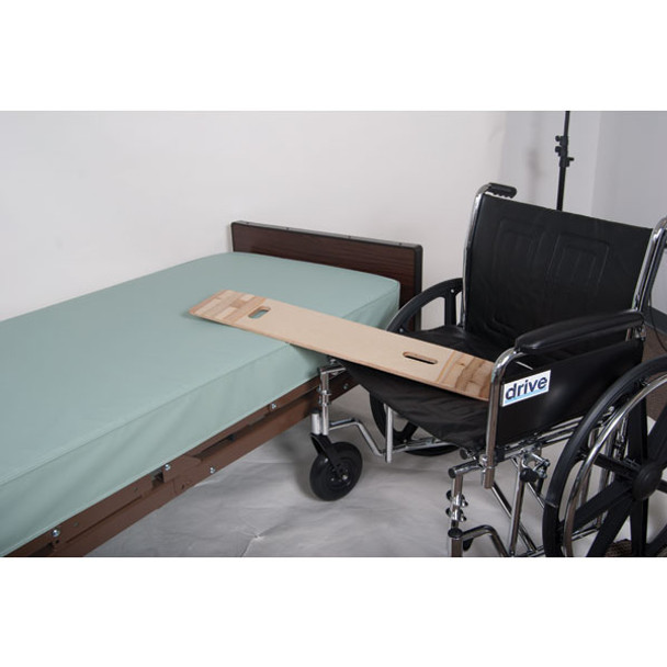 Bariatric Transfer Board with Hand Holes - rtl7047