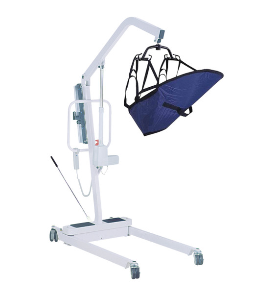 Electric Patient Lift with Rechargeable Battery - 13240